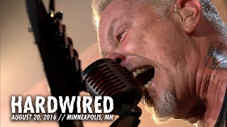 Download Metallica: Hardwired (Live - Minneapolis, MN - 2016) Video
