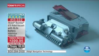 Download HSN | Home Solutions featuring iRobot 04.24.2017 - 06 PM Video