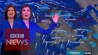 Download When BBC weather forecast goes wrong: Bloopers & funny incidents Video