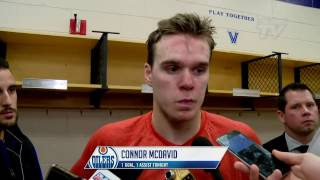 Download LIVE | Oilers Post-Game Interviews at Philadelphia Video