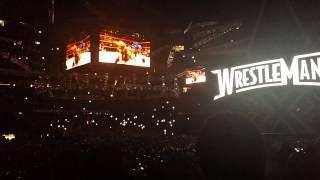 Download Wrestlemania XXX Intro & Hulk Hogan Entrance Live Video