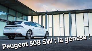 Download Peugeot 508 SW : la genèse du break familial Peugeot Video