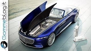 Download Mercedes Maybach 6 Cabriolet TOP LUXURY CAR | INTERIOR + EXTERIOR + DRIVE Video