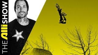 Download Alli Show - Cory Nastazio Shows Off His Backyard BMX Jumps Video