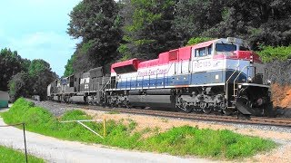 Download NS 52R with FEC 105 on the point in Rex, Ga. Video