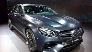 Download 2018 Mercedes-AMG E63 S – Redline: First Look – 2016 LAAS Video