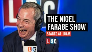 Download The Nigel Farage Show: 20th January 2019 Video