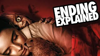 Download ANNABELLE COMES HOME (2019) Ending + New Spirits Explained Video