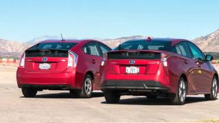 Download 2016 Toyota Prius Review Video