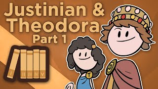 Download Byzantine Empire: Justinian and Theodora - I: From Swineherd to Emperor - Extra History Video