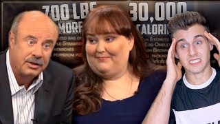 Download 700 lb. Woman Thinks She's Perfectly Healthy (Dr. Phil) Video