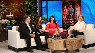 Download Ellen Reunites with Her Sitcom Co-Stars Video