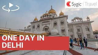 Download One day in New Delhi 360° Virtual Tour Video