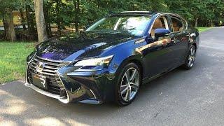 Download 2016 Lexus GS200t – Redline: Review Video