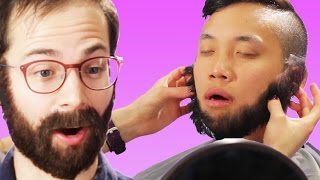 Download Guys Who Can't Grow Facial Hair Get Realistic Beards Video