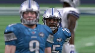 Download NFL Week 16 - Detroit Lions vs Dallas Cowboys - Full Game - Simulation Nation Video