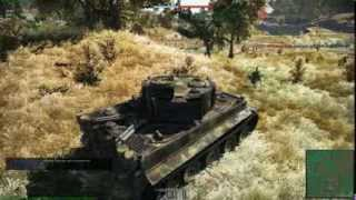 Download War Thunder : Ground Forces - Dans les yeux du Tigre ! Video