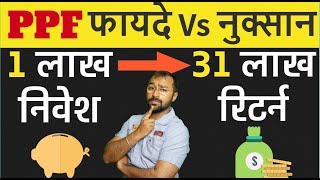 Download PPF (Public Provident Fund) में INVEST क्यों करें ? Financial Advice Video