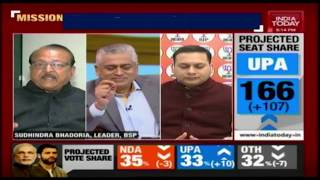 Download Mood Of The Nation Poll: India Heading For Fractured Mandate Video