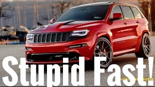 Download 2017 Grand Cherokee SRT Review.. From A Hellcat Owners Perspective !! Video