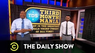 Download Third Month Mania - The SAD! 16: The Daily Show Video