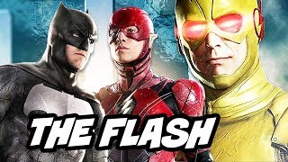 Download Justice League Trailer - The Flash Reverse Flash Easter Egg Explained Video