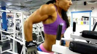 Download Macey Boudreau, IFBB Pro Video