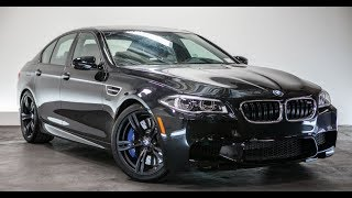 Download BMW F10 M5 Competition Package - One Take Video