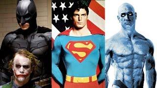 Download Top 10 DC Comic Movies Video
