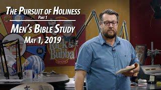 Download Men's Bible Study - May 1, 2019 Video
