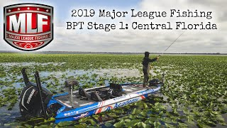 Download World's first Major League Fishing Pro Tour Event Florida 2019 Video