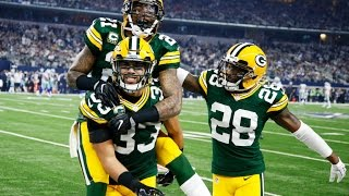 Download Watch: Green Bay Packers vs. Dallas Cowboys, game by the numbers Video