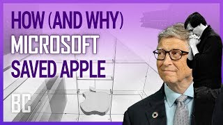 Download How Microsoft Saved Apple (And Why They Did It) Video