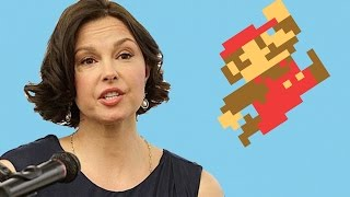 Download Dear Ashley Judd, You Don't Know Video Games. So Please Shut Up... Video