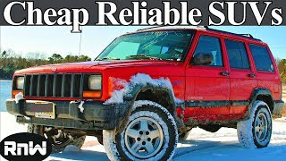 Download Top 5 Reliable SUVs Under $3000 - Cheap Used SUVs for Less Than 3k Video