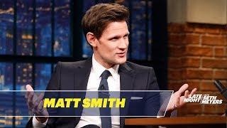Download Matt Smith Reflects on Doctor Who's Devoted Fan Base Video