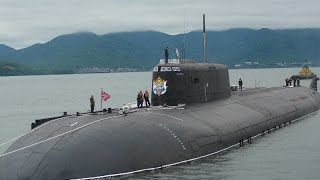Download Специальный репортаж ″Атомный подводный крейсер Томск″ Video