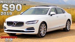 Download Novo Volvo S90 2019 No Brasil - (Garagem 2.0) Video