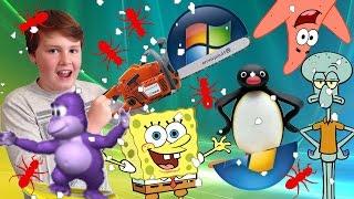 Download Breaking Windows Vista! Video