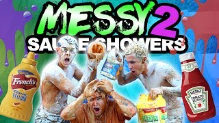 Download MESSY SAUCE SHOWERS 2!! Video