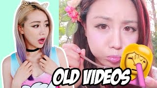 Download WENGIE REACTING TO OLD VIDEOS! Video