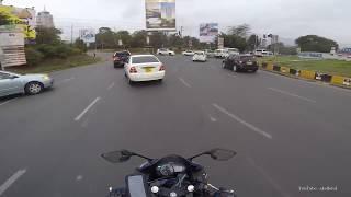 Download Nairobi Roads on Eve of Kenya General Elections 2017 Video