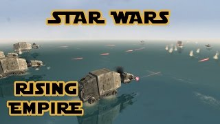 Download Star Wars: Rising Empire Mod - The Landing Video