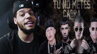 Download Tu No Metes Cabra Remix - Bad Bunny X Daddy Yankee X Anuel X Cosculluela. Tu No Metes Cabra Reaccion Video