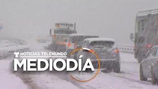 Download Tormenta invernal amenaza las celebraciones de fin de año | Noticias Telemundo Video