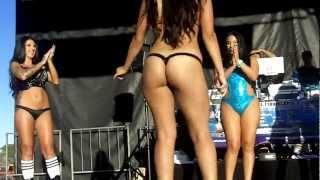 Download Lowrider Magazine Las Vegas Super Show BIKINI CONTEST 2012 Video