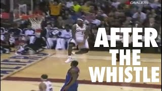 Download NBA Crazy After the Whistle Shots (Part 1) Video
