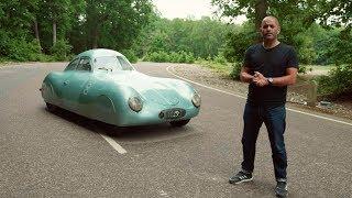 Download The Porsche Type 64 | Chris Harris Drives | Top Gear Video
