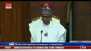 Download 2019 Budget Presentation Buhari Addresses Joint Session Of NASS Pt.3 |Live Event| Video