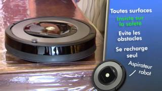 Download CONSO: L'aspirateur I Robot Video